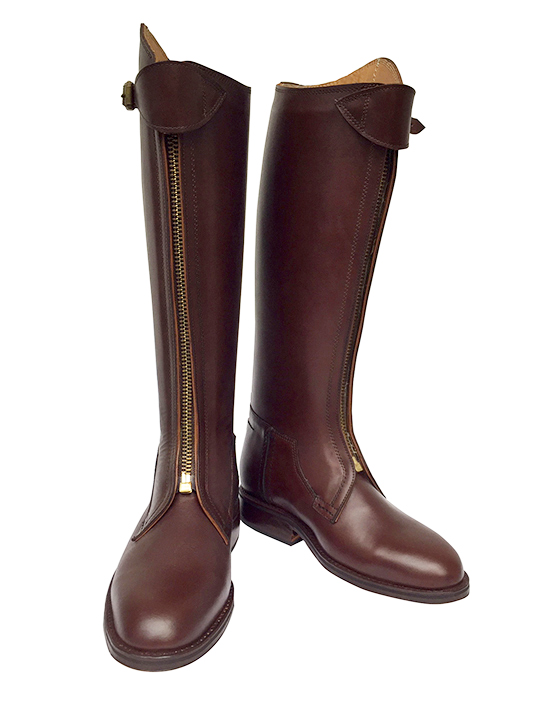 CLASSIC POLO BOOTS with zip or texan